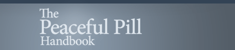 Peaceful Pill Handbook Forums